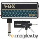 Моделирующий усилитель для наушников VOX AP2-BS AMPLUG 2 BASS