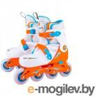 Роликовые коньки Ridex Cricket р.M 35-38 Orange УТ-00018916