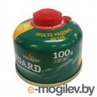 Газовые баллоны и принадлежности к ним Газовый баллон Tourist Gas Standard 100g TBR-100