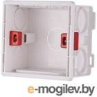 Монтажная коробка Aqara A01-86 для выключателей 86x84x50мм белый