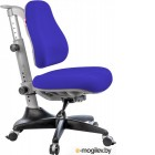 Кресло растущее Comf-Pro Match (васильковый)