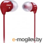 Philips SHE3590RD/10 Red 1.2�