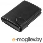 мужские портмоне / кошельки с чипами / визитницы Портмоне Проект 111 Dandy Black 7339.30