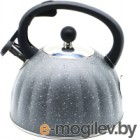 Чайник со свистком Vicalina VL3030 (серый)