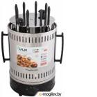 Электрошашлычница VLK Palermo 6800 (стальной/черный)