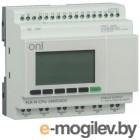 Контроллер программируемый логистический (микро ПЛК) PLR-M. CPU DI12/DO06(R) 24В DC ONI PLR-M-CPU-18R00ADC