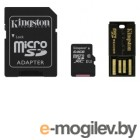 Kingston Class10 + адаптер MBLY10G2/64GB