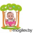Кукла-младенец JC Toys Lil Cutisies на качелях (16964)
