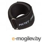 Перчатки, наколенники, налокотники, голеностопы, напульсники Напульсник Pictet Fino RH36 Black 30452