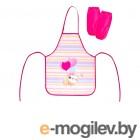 Одежда для уроков труда Фартук с нарукавниками Юнландия Baby Sloth 270384