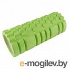 Ролик массажный Atemi, AMR01GN, 33x14см, EVA, зеленый