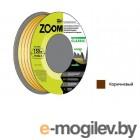 Уплотнитель E коричневый 150м ZOOM