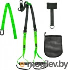 Петли TRX Espado ES3302 (черный/зеленый)