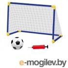 игры для активного отдыха Veld-Co Набор Футбол с воротами 19.5х2.5х74 114056