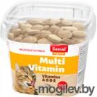 Витамины для животных Sanal Multi Vitamin / 1580SC (100г)