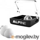 Беруши для музыкантов Alpine Hearing Protection PartyPlug / 111.21.650 (белый)