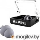 Беруши для музыкантов Alpine Hearing Protection PartyPlug / 111.21.651 (серый)