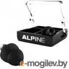 Беруши для музыкантов Alpine Hearing Protection PartyPlug / 111.21.652 (черный)
