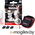 Беруши для музыкантов Alpine Hearing Protection MusicSafe Pro / 111.24.105 (черный)