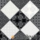 Линолеум Juteks Strongru Plus Chess 4 990D (3.5x3м)
