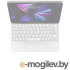 Клавиатура для APPLE iPad Pro 11 (3rd gen.) / iPad Air (4th gen.) Magic Keyboard White MJQJ3RS/A