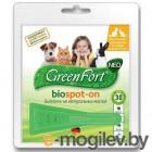 GreenFort G201 Био Капли для кошек, кроликов и собак менее 1ml 17738