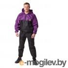 Костюм-сауна SPRoots Premium размер XL Black-Purple 23154