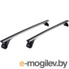 Багажник на рейлинги Modula Aluminum Roof Bar RFP / MOCSRR0AL0009 (124см)