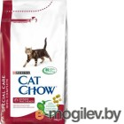 Cat Chow Urinary полнорационный (1,5 кг)