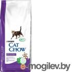 Cat Chow Hairball Control полнорационный (15 кг)