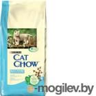 Cat Chow Полнорационный с курицей (15 кг)