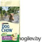 Dog Chow Adult с ягненком полнорационный (2,5 кг)