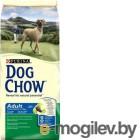 Dog Chow Adult Large Breed с индейкой полнорационный (2,5 кг)