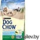 Dog Chow Puppy с курицей полнорационный (2,5 кг)