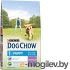Dog Chow Puppy с ягненком полнорационный (2,5 кг)