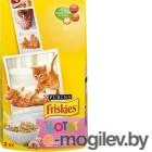 Friskies С курицей, молоком и овощами (2 кг)