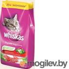Whiskas Аппетитное ассорти с говядиной, кроликом и ягненком (1,9 кг)