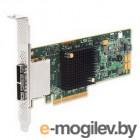 LSI 9207-8E SGL HBA, 8e ports (LSI00300)