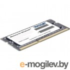 4GB PC-12800 DDR3-1600 Patriot (SODIMM) 1,35V