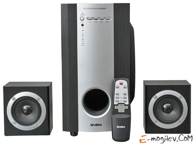 Sven MS-1060R Black (4к)