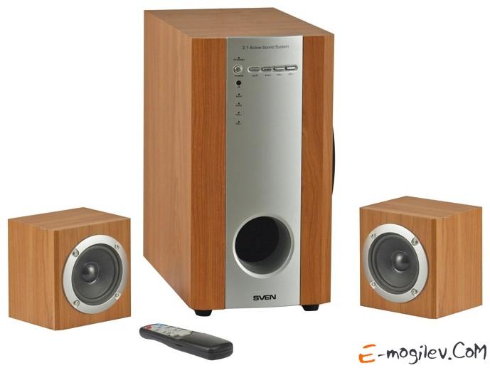 Sven MS-1060R Wooden (4к)
