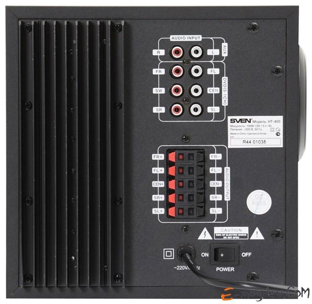 Sven HT-400 Black (4к)