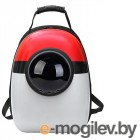 ZDK Petsy Space Red White
