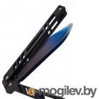 Нож-бабочка Standoff Dragon Glass