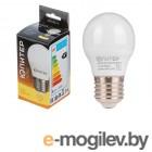 Лампа светодиодная G45 ШАР 6 Вт 170-240В E27 3000К ЮПИТЕР