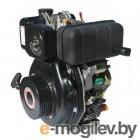 Двигатель дизельный 178F (G3  тип короткий конус 34мм)