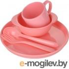 Набор детской посуды Dosh i Home Amila Kids Pink 400211