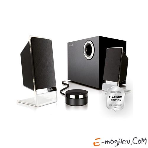 MICROLAB M 200 Platinum (2.1) черные, 26+2х12W