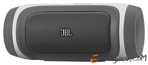 JBL Charge серый (JBLCHARGESTEALTHEU)
