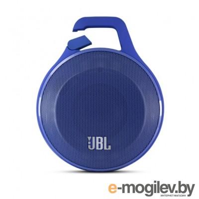 JBL Clip синий (JBLCLIPBLUEU)